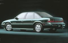 1990 Pontiac Grand Prix exterior
