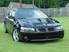 2000 Pontiac Grand Prix Photo 1