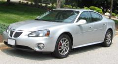 2001 Pontiac Grand Prix Photo 6