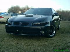 2001 Pontiac Grand Prix Photo 7