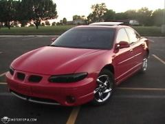 2002 Pontiac Grand Prix Photo 1