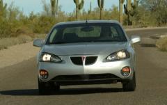 2006 Pontiac Grand Prix exterior
