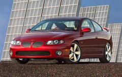 2004 Pontiac GTO exterior