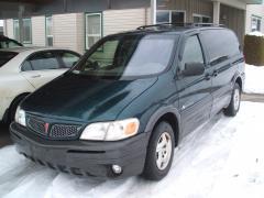 2001 Pontiac Montana Photo 5