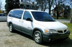 2001 Pontiac Montana Photo 1