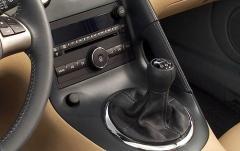 2007 Pontiac Solstice interior