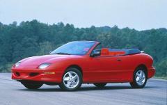 1996 Pontiac Sunfire exterior