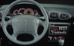 1997 Pontiac Sunfire interior