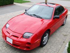 2001 Pontiac Sunfire Photo 1