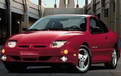 2002 Pontiac Sunfire exterior
