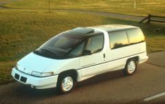 1992 Pontiac Trans Sport exterior