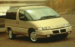 1993 Pontiac Trans Sport exterior