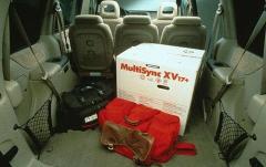 1997 Pontiac Trans Sport interior