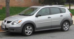 2008 Pontiac Vibe Photo 1