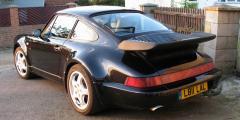 1992 Porsche 911 Photo 3
