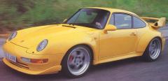 1995 Porsche 911 Photo 2