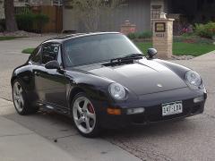 1995 Porsche 911 Photo 3