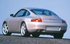 1999 Porsche 911 exterior