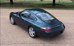 2001 Porsche 911 exterior