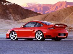 2001 Porsche 911 Photo 3