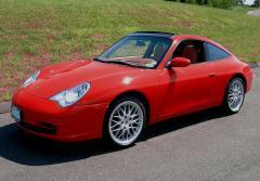 2003 Porsche 911 Photo 1