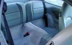 2003 Porsche 911 interior