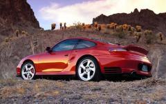 2003 Porsche 911 exterior