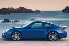 2007 Porsche 911 exterior