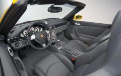 2008 Porsche 911 interior