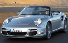 2008 Porsche 911 exterior