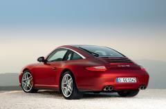 2009 Porsche 911 Photo 4