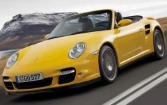2009 Porsche 911 exterior
