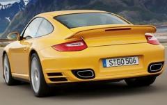 2010 Porsche 911 exterior