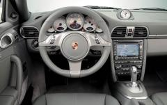 2012 Porsche 911 interior
