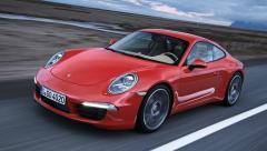 2012 Porsche 911 Photo 1