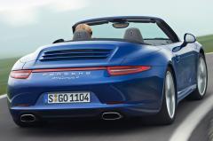 2013 Porsche 911 exterior