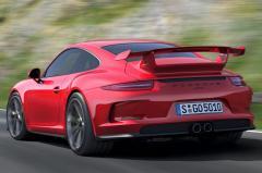 2014 Porsche 911 Carrera 4 Cabriolet exterior