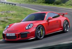 2014 Porsche 911 Photo 1