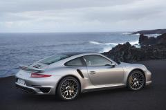 2014 Porsche 911 Carrera 4 Cabriolet Photo 3
