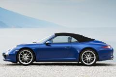 2015 Porsche 911 exterior