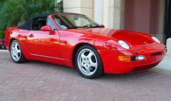 1992 Porsche 968 Photo 1