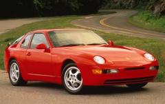 1995 Porsche 968 Photo 1
