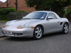 1997 Porsche Boxster Photo 1
