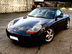 1997 Porsche Boxster Photo 3
