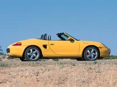 2001 Porsche Boxster Photo 2