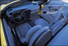 2001 Porsche Boxster Photo 4