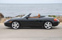 2001 Porsche Boxster Photo 5