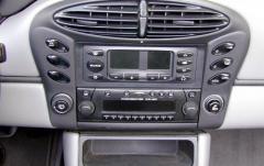 2001 Porsche Boxster interior