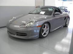 2002 Porsche Boxster Photo 1