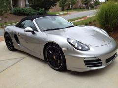 2006 Porsche Boxster Photo 1